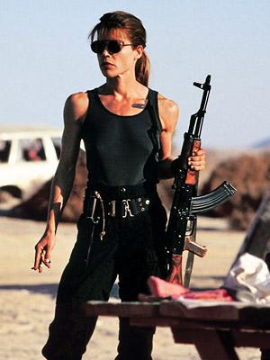 Linda Hamilton, Terminator 2: Judgment Day