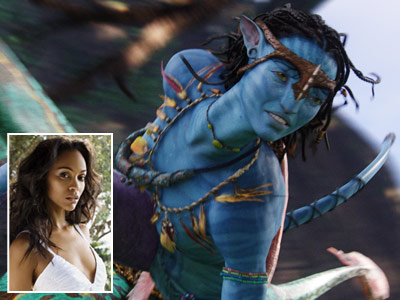 Avatar | As a result of James Cameron's groundbreaking advances in performance-capture technology, Saldana was able to craft a digital character that was so ''human'' in her…