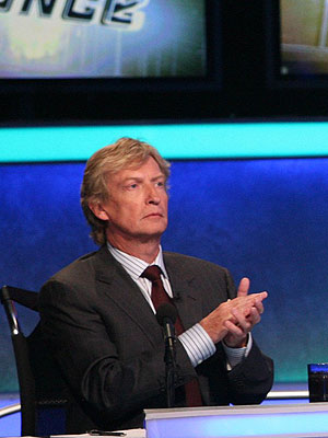 So You Think You Can Dance, Nigel Lythgoe | SHORTER JUDGE CRITIQUES Hey, I'll concede that it's tough to put on a two-hour show. But it's also tough to maintain interest in said two-hour…