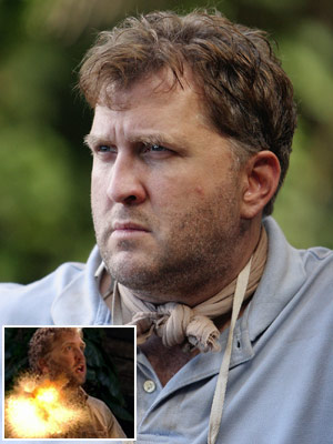 Lost, Daniel Roebuck | DR. LESLIE ARZT (DANIEL ROEBUCK) When: Season 1, episode 24, ''Exodus, Part 2'' How: Though he was essentially the Lost equivalent of a redshirt, this…