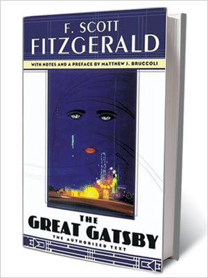 ''So we beat on, boats against the current, borne back ceaselessly into the past.'' —F. Scott Fitzgerald, The Great Gatsby (1925)