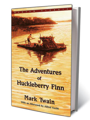 Mark Twain, The Adventures of Huckleberry Finn   ''But I reckon I got to light out for the Territory ahead of the rest, because Aunt Sally she's going to adopt me and sivilize…