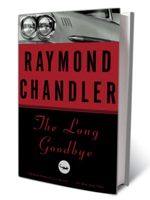 Raymond Chandler   ''I never saw any of them again — except the cops. No way has yet been invented to say goodbye to them.'' —Raymond Chandler, The…