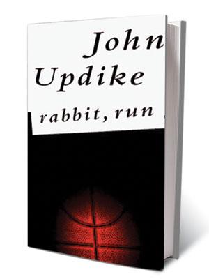 John Updike   ''Ah: runs. Runs.'' —John Updike, Rabbit, Run (1960)