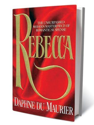 ''And the ashes blew towards us with the salt wind from the sea.'' —Daphne du Maurier, Rebecca (1938)