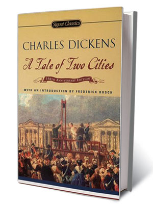 Charles Dickens   ''It is a far, far better thing that I do, than I have ever done; it is a far, far better rest that I go…