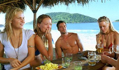 Josh Duhamel, Turistas