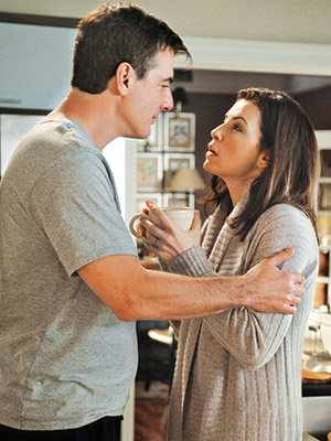 The Good Wife | When we first met Alicia and Peter, they were walking into the press conference in which he, then the Illinois State?s Attorney of Cook County,…