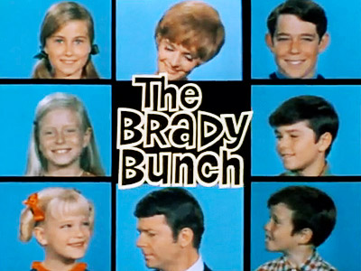 Every week you were reminded how they all became the Brady bunch , with the lyrical exposition of how this lovely lady, who was bringing…
