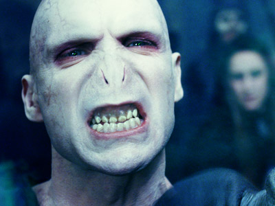 Harry Potter and the Goblet of Fire, Ralph Fiennes