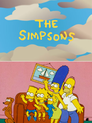 The Simpsons | New things have been added since the Simpsons ' first episode and it's now in HD format to allow even more details, but the parting…