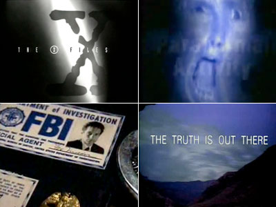 If the clips of various unexplained things don't creep you out, then Mark Snow's instrumental music definitely does. — AW
