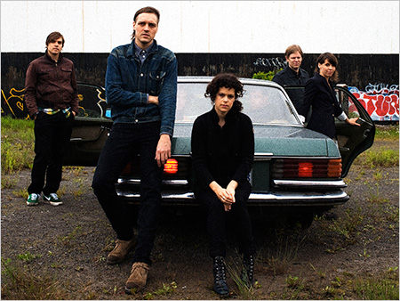Arcade Fire fight their way out of the alternative-category ghetto with a stunning nod for their roundly hailed The Suburbs in Album of the Year…