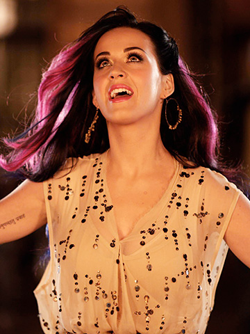 Katy Perry 's roundly maligned Teenage Dream confounds its critical reception with a high-stakes Album of the Year nod, in addition to more expected noms…