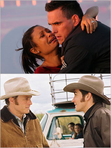 What???? What the...???? Brokeback Mountain , that great, gorgeous, successful, boundary-breaking, conversation-starting romantic drama about the love between two men in the 20th-century American West…