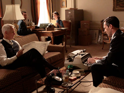 Mad Men, Mad Men | Mad Men recap: Beginning Anew The impending sale of Sterling Cooper forces Don and his compatriots to take action, and Betty makes her move to…