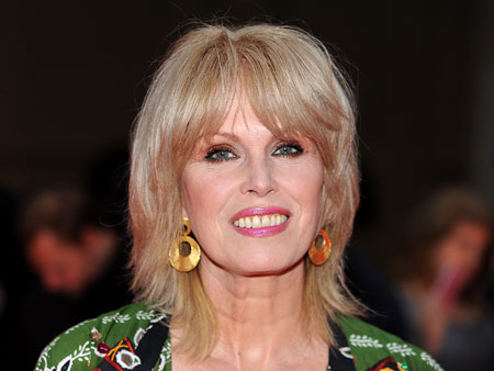Royal connection: The Ab Fab actress reportedly worked with the prince on an eco-charity project. Why we're excited: Sweetie darling, it's Patsy Stone!