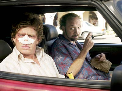 Paul Giamatti, Thomas Haden Church, ... | Spend a hilariously uncomfortable week touring California whine country — er, wine country — with a painfully self-absorbed guy who's not quite ready to get…