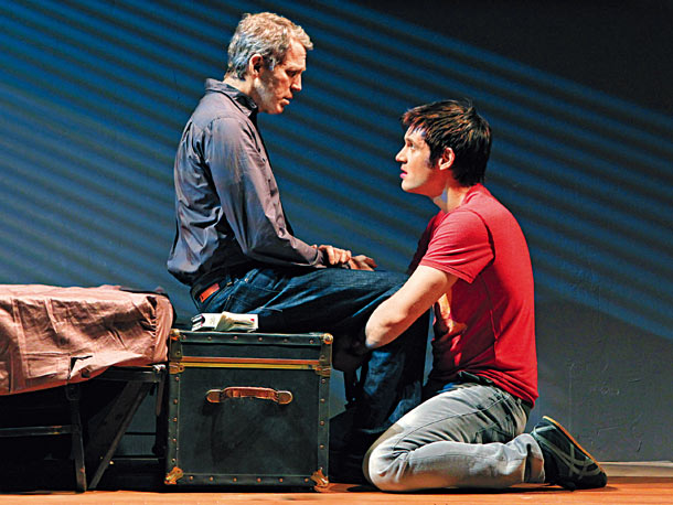 Tony Kushner's Off Broadway play