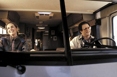 Lost in America, Albert Brooks | When you flee the corporate world, sell all your assets, buy a mobile home, and take your nest egg along with you on your journey…