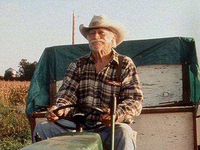 The Straight Story, Richard Farnsworth | In David Lynch's gentlest movie, a dying WWII veteran (the majestic Richard Farnsworth) is so determined to make peace with his estranged brother that he…