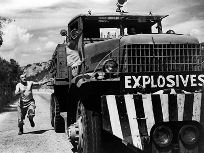 The Wages of Fear | Leave it to the French to turn the road trip genre into an exercise in existential dread — a nail-biting one along bumpy mountain roads…
