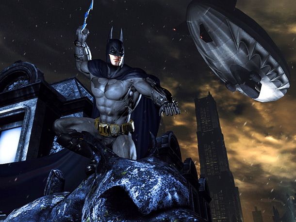 Warner Bros. Interactive Entertainment PS3, Xbox 360, PC, Wii U The Game: Set a year after the beloved 2009 game Batman: Arkham Asylum , Gotham's…