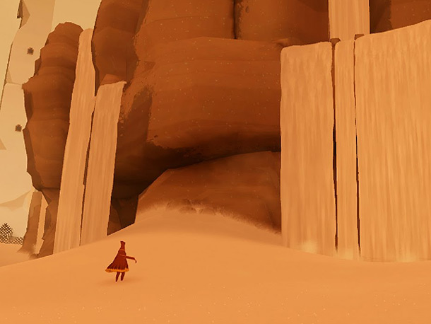 Sony Computer Entertainment PS3 The Game: From the creators of flOw and Flower , this online game follows the desert odyssey of a mysterious robed…