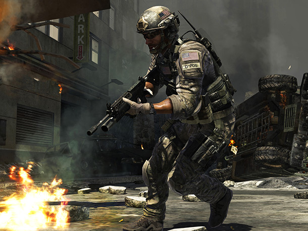 Activision PS3, Xbox 360, PC The Game: Russia's invasion of the United States — and much of western Europe — launches the third mega-blockbuster Modern…