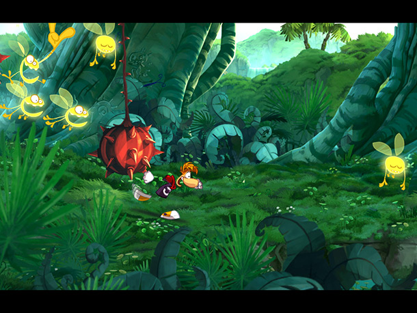 Ubisoft PS3, Xbox 360, Wii, PC The Game: Ever pause to consider the primordial ooze from whence Ubisoft mascot Rayman came? If so, then you'll…