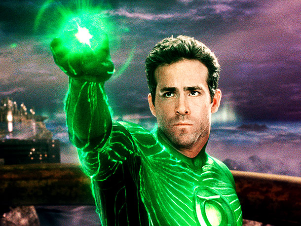Green Lantern, Ryan Reynolds   Green Lantern is based on a comic book that's over seven decades old, and the film — which opened over the weekend to less-than-stellar reviews…