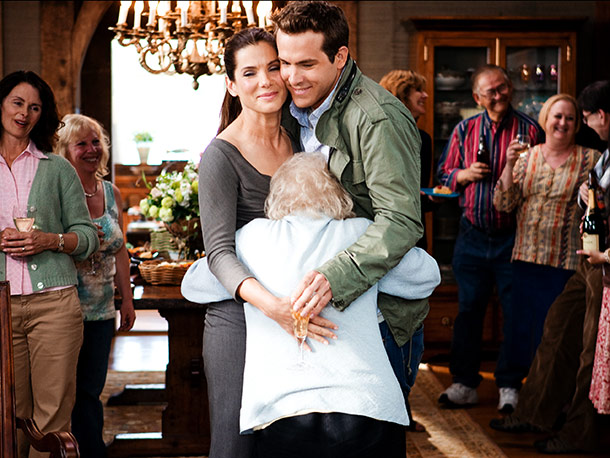 The Proposal, Ryan Reynolds, ...   As Reynolds himself notes in his self-penned EW cover story , both Hal Jordan and his character in the 2009 romantic comedy The Proposal ,…