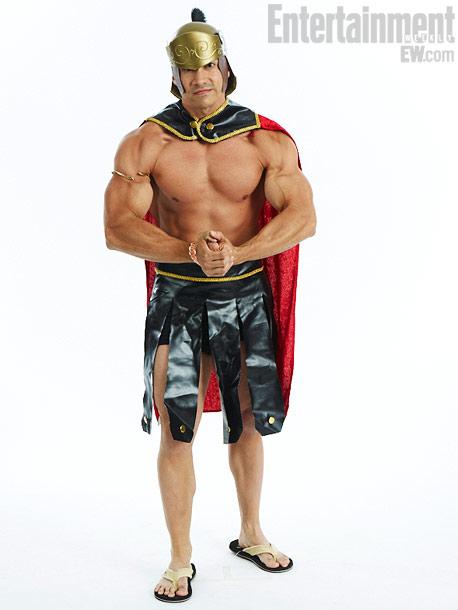 Lars Sequeira, Gladiator