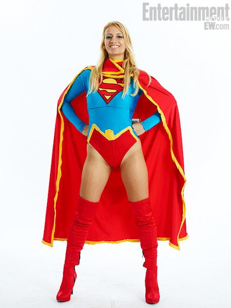 Nicole Marino, Supergirl