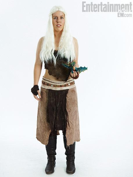 Roxanna Meta, Daenerys Targargen, Game of Thrones