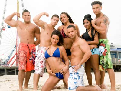 Jersey Shore | Jersey Shore recap: Ruined Relationships, But Perfect Hair This episode was more of what we've come to expect from the show: sex, drama, wife-beaters, sex,…