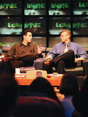 Drew Pinsky, Adam Carolla | Adapted from a radio show, this television show was helmed by hosts Adam Corolla and Dr. Drew Pinsky (before he was concerned with rehabilitating the…