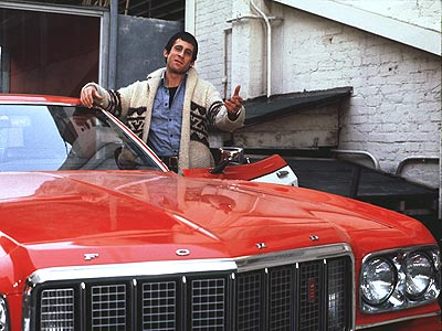 Starsky & Hutch | Pure American muscle, dressed up like an ice cream treat. Even if this ride did look a little silly, it did hustle these streetwise San…