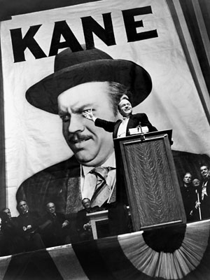 Orson Welles, Citizen Kane | Citizen Kane (1941) I totally agree about Citizen Kane . Maybe it was too hyped before I saw it, but I found it a bit…