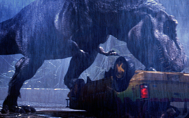 Jurassic Park   Pixar's proprietary rendering software has been used by other studios to help create CG special effects for movies like Jurassic Park (pictured), Titanic , The…