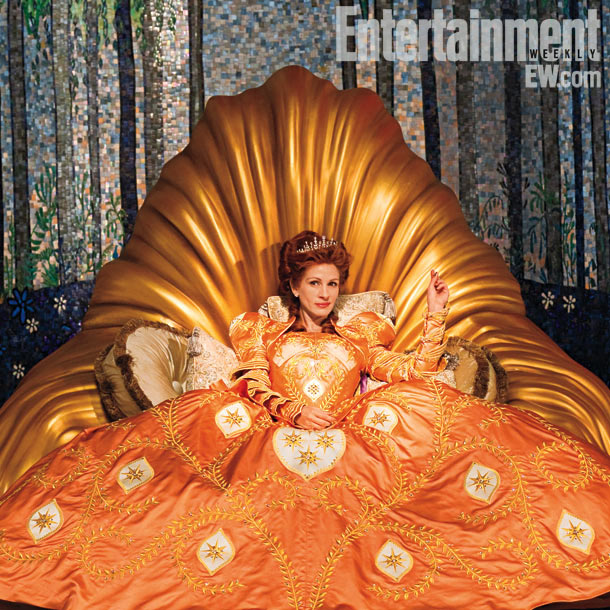 Julia Roberts | The main character in Relativity Media's fairy tale is Snow White, but the most anticipated element of the film has always been Julia Roberts' evil…