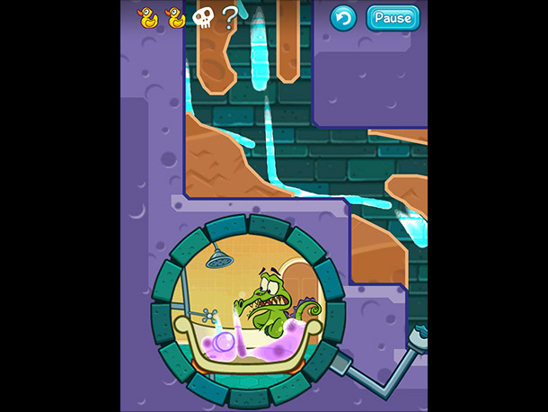 Why it stood out: As adorable as it is addictive, this physics-based puzzler challenges players with giving a cleanliness-obsessed cartoon alligator a shower. Well, more…