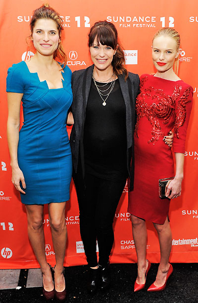 Lake Bell, Katie Aselton (director), and Kate Bosworth