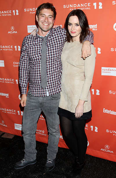Emily Blunt, Mark Duplass, ...