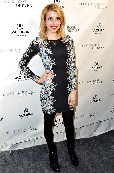 Emma Roberts, Sundance Film Festival 2012