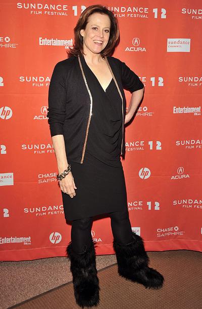 Sigourney Weaver, Sundance Film Festival 2012