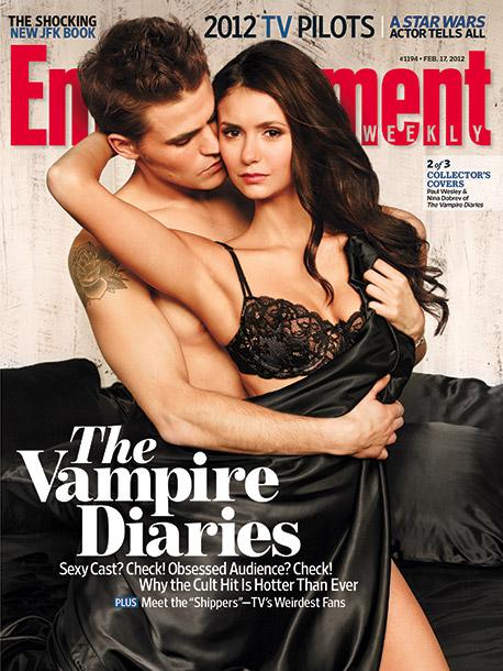 The Vampire Diaries, Nina Dobrev, ...