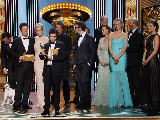 Academy Awards, The Artist   The Artist 's Best Picture victory was practically a fait accompli long before Tom Cruise opened the envelope, giving the French film a total of…