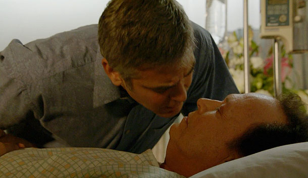 Billy Crystal, George Clooney, ...   Oscar has a history of famous kisses — I'm looking at you Adrien Brody — but a lipper from George Clooney might go down as…