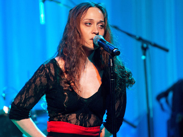 Fiona Apple, South by Southwest Music and Media Conference | 1997's favorite vegan songstress plots her comeback with several shows, including one in a historic Austin church.